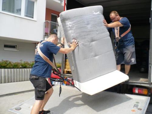 Stěhování na Kamechy Brno.